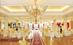 Dalat Eden Baroness Wedding Hall