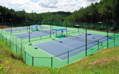 Activities / Outdoor / Fitness – Tennis