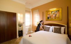 Camellia Suite Villa Bedroom Service