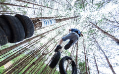 Activities / Outdoor – Forest Challenges